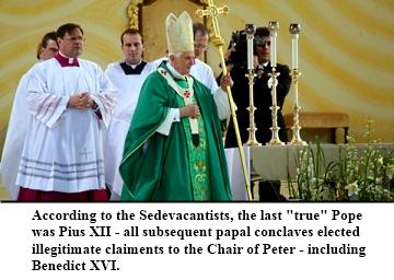 Sedevacantist priests